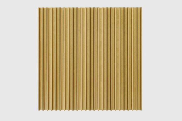 Souda Gold Fin Trivet