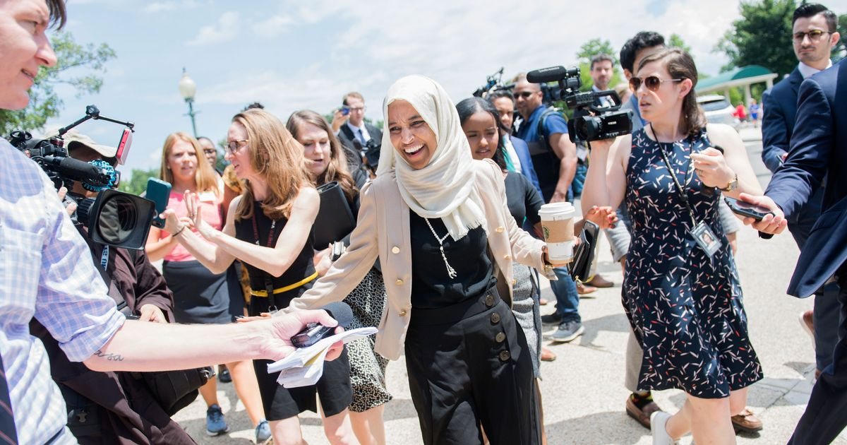 GOP: Omar Is Un-American Because She Supports Free Speech