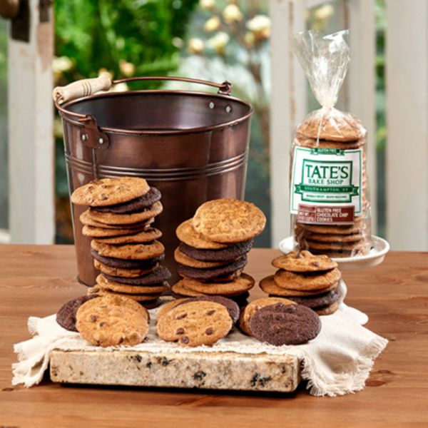Tate's Bake Shop Gluten Free Classic Cookie Gift Basket