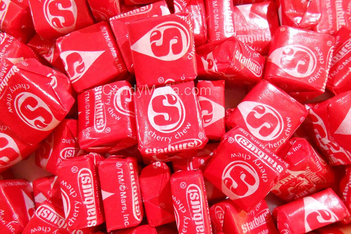 One Pound of Starburst Cherry