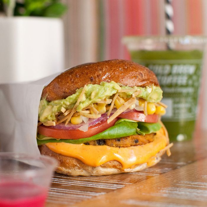 The Guac Burger has earned many fans.