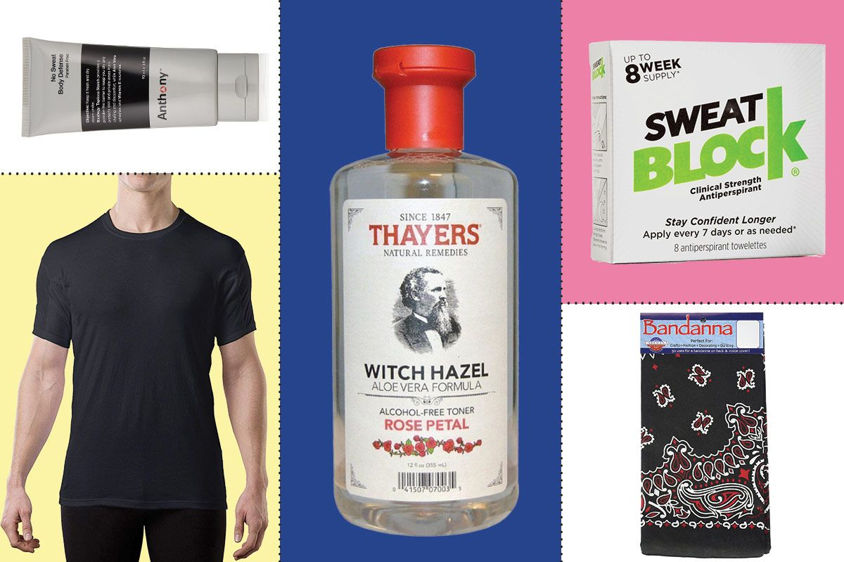 b4ef788c0 The 6 Best Products to Stop Sweating Review 2017