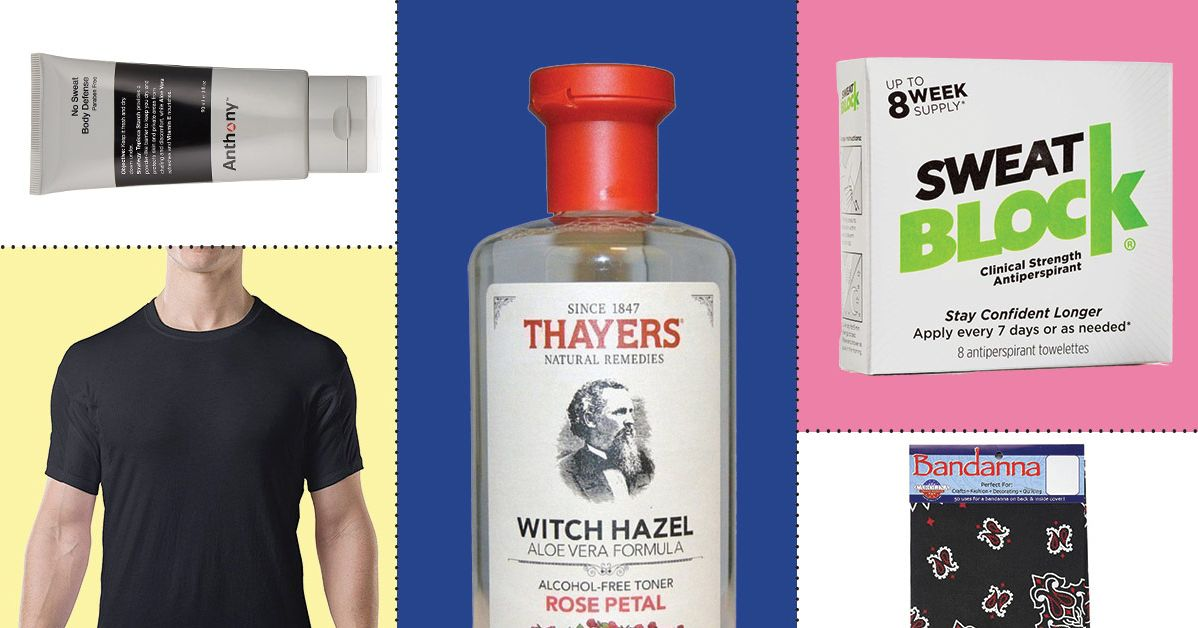 The 6 Best Products To Stop Sweating Review 2017 The Strategist New York Magazine