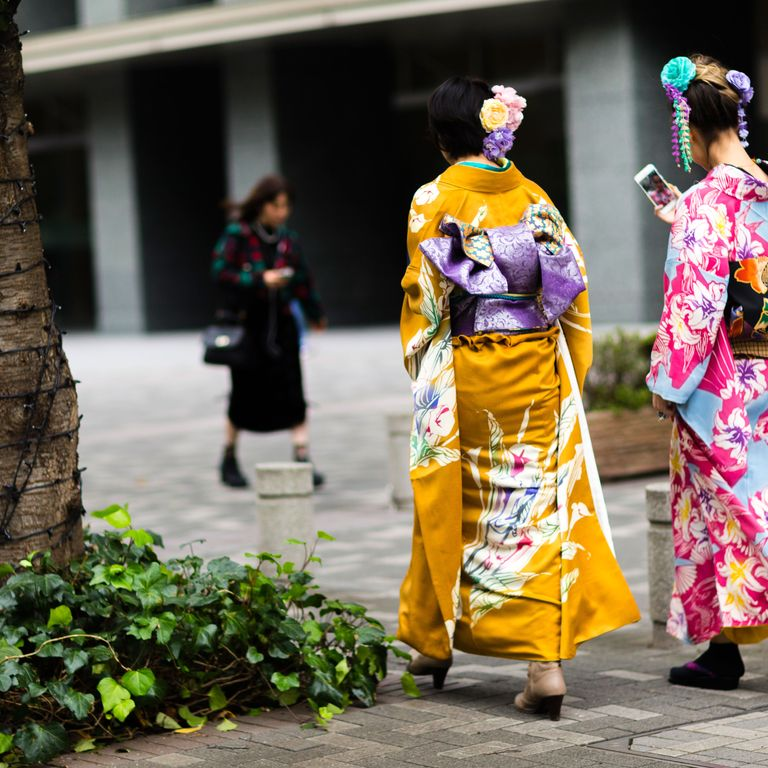 Street Style from Tokyo Fashion Week