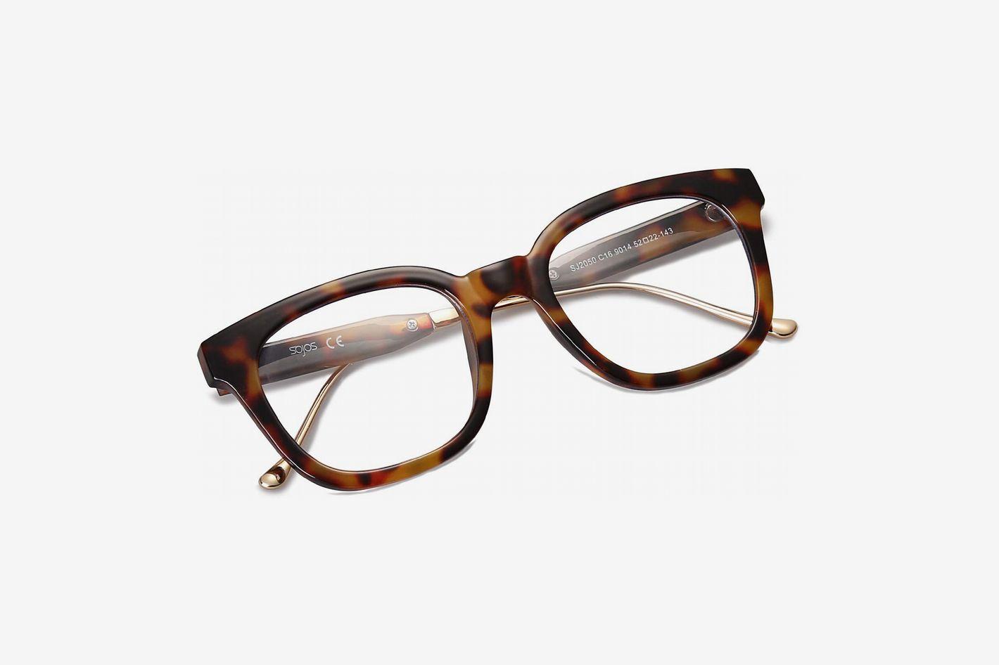 SOJOS blue light blocking glasses for Women Men