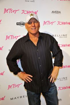 Steve Madden attends the Betsey Johnson show during Spring 2013 Mercedes-Benz Fashion Week at Espace on September 11, 2012 in New York City.