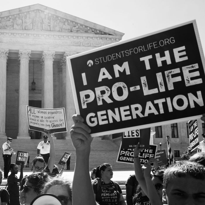 Supreme Court Supports Anti-Abortion Pregnancy Centers