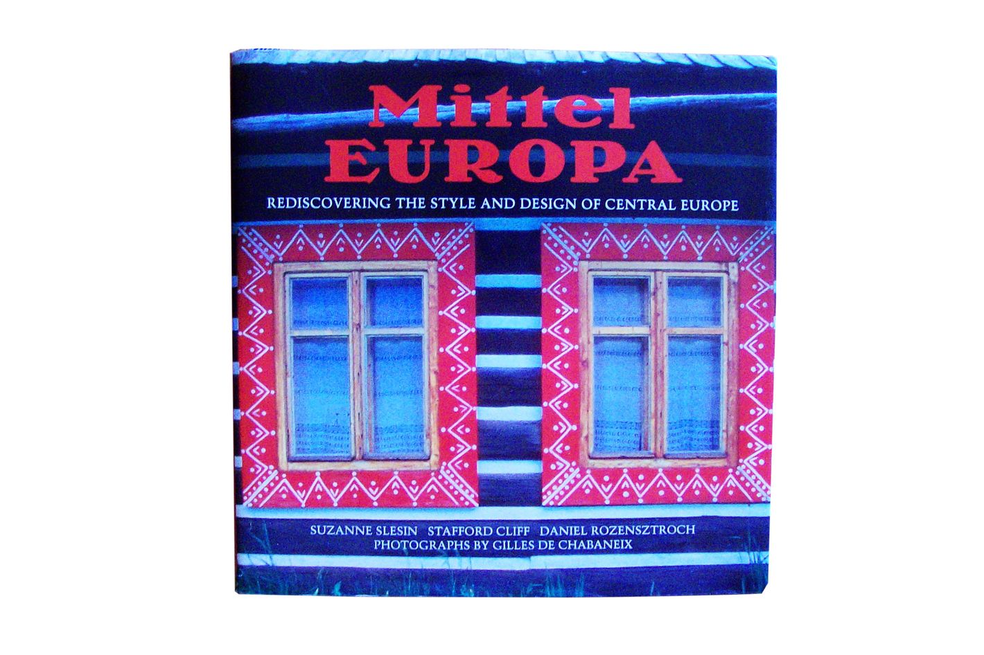 Mittel Europa: Rediscovering the Style and Design of Central Europe by  Suzanne Slesin (1994) - The Best Vintage Coffee-Table Books You Can Buy On Amazon