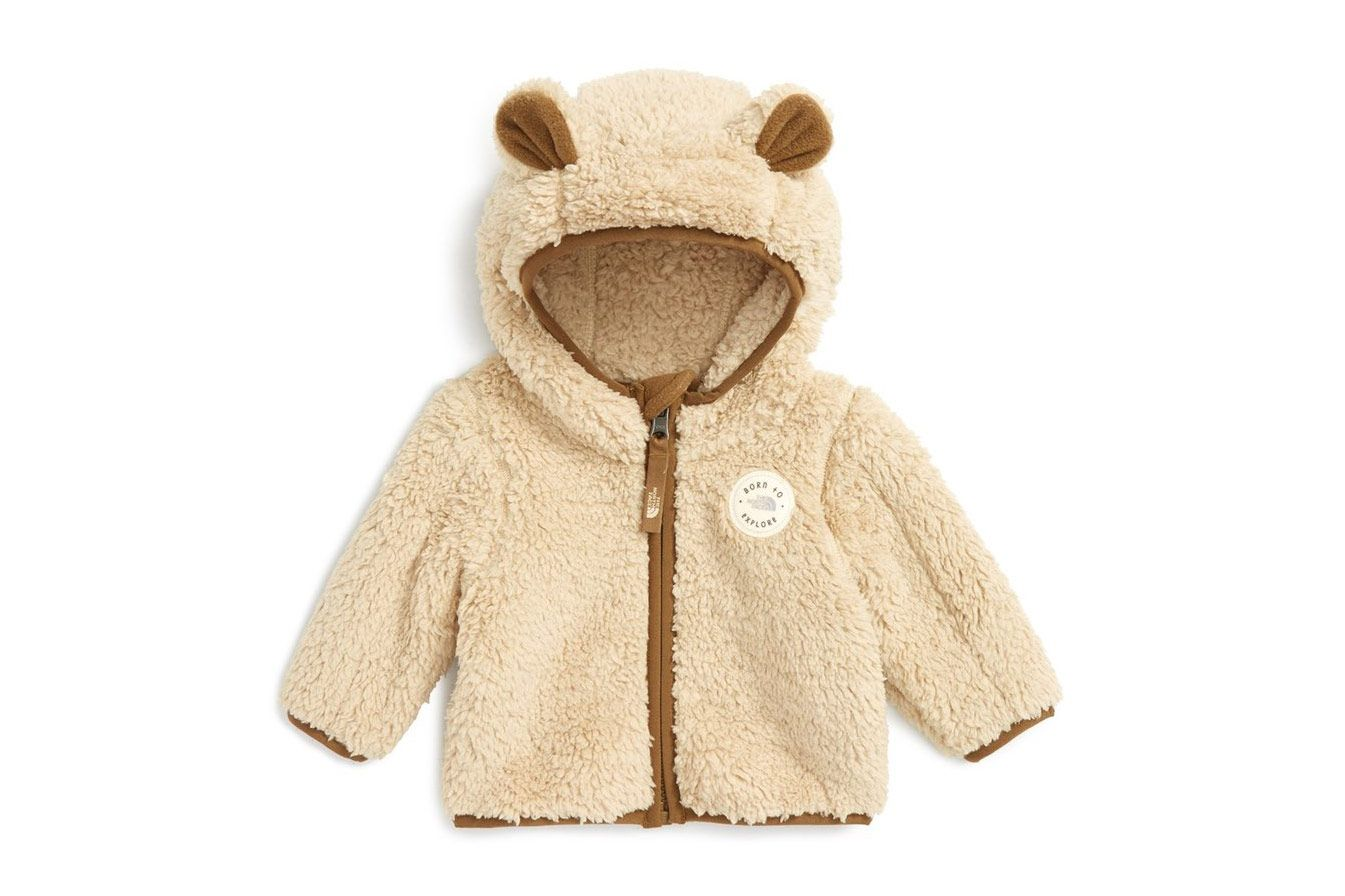 The North Face Plushee Bear Zip Hoodie
