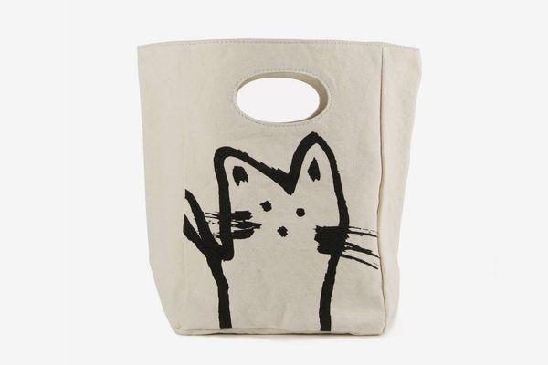 Fluf Organic Cotton Lunch Bag