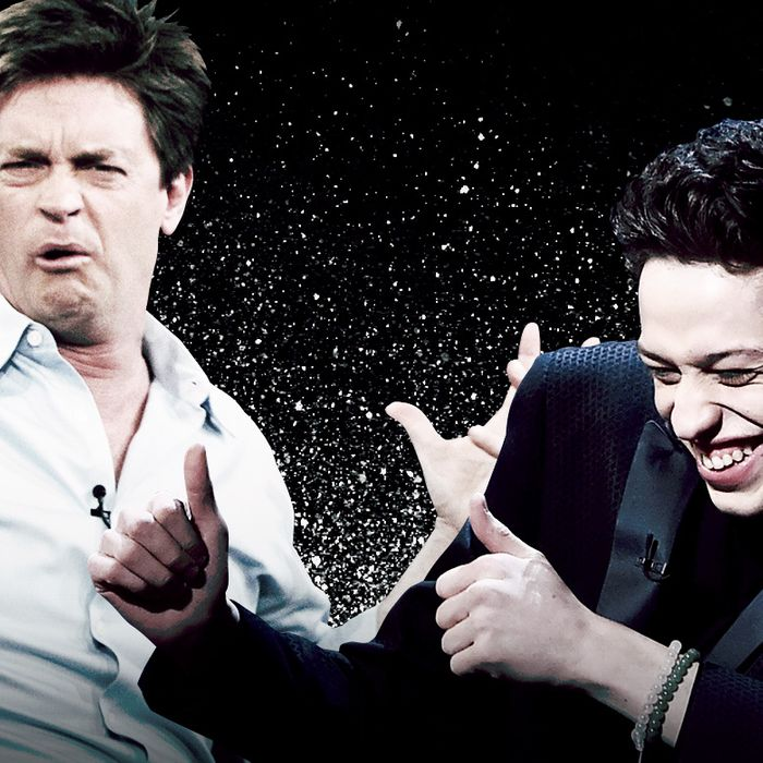 pete davidson talks to jim breuer about snl and the time dave chappelle got a dog pete davidson talks to jim breuer about