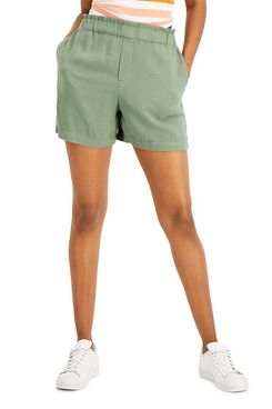 Style & Co Pull-On Shorts