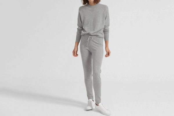 The Cashmere Sweatpant