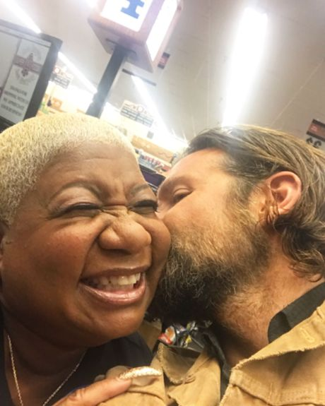 Bradley Cooper Luenell Star is Born
