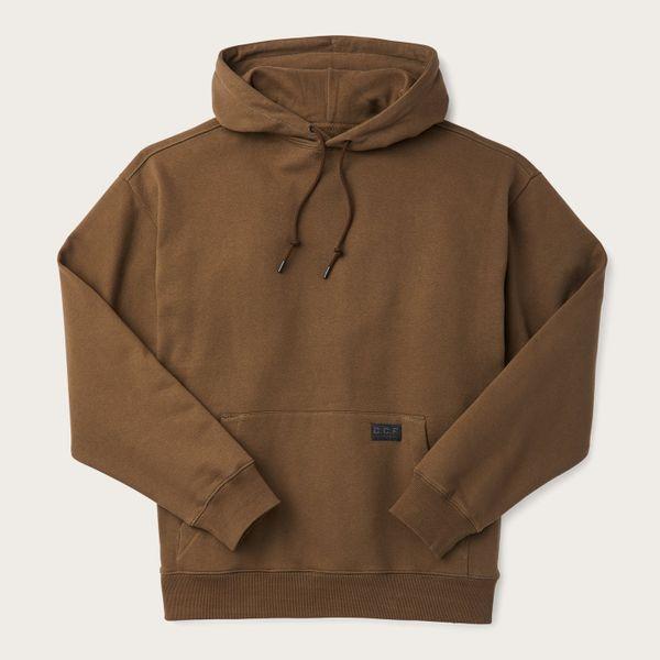 Filson C.C.F. Pullover Hooded Sweatshirt
