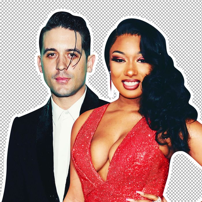 G-Eazy and Megan Thee Stallion.