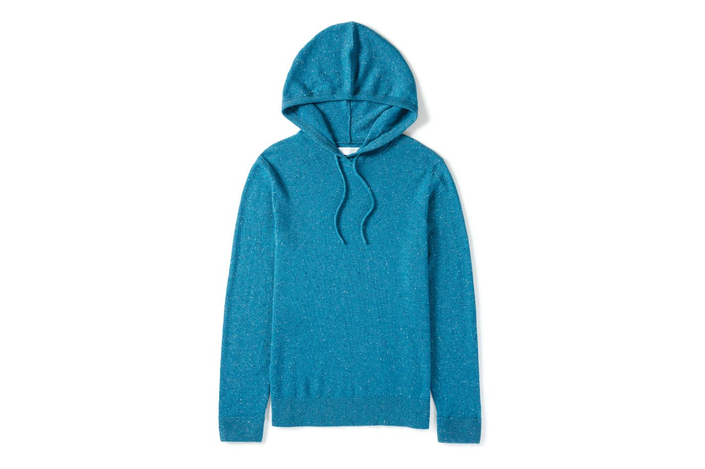 The Cashmere Square Hoodie