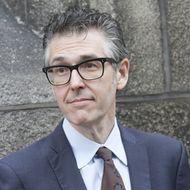Ira Glass in TCD, Dublin, Ireland