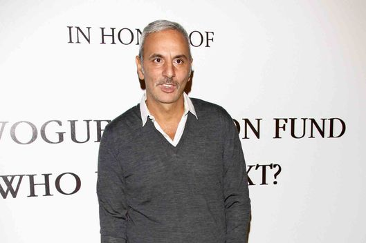 Alessandro Dell'Acqua attends The Vogue Fashion Fund Who Is On Next? party dring Milan Fashion Week Womenswear Spring/Summer 2012 at Palazzo Morando on September 22, 2011 in Milan, Italy.