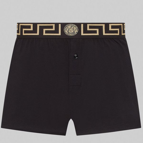 Versace Greca Border Boxers