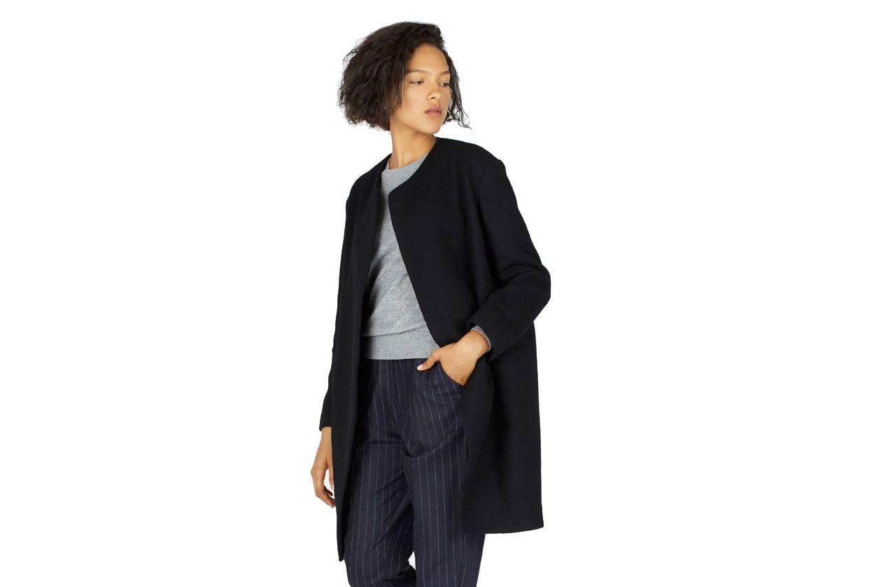 Everlane Women's Unstructured Coat