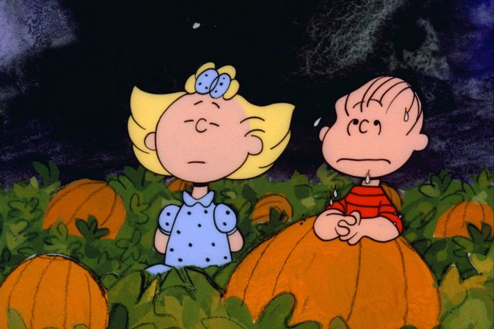 It's The Great Pumpkin Charlie Brown Quotes Mesmerizing An Ode To It's The Great Pumpkin Charlie Brown The Cartoon Where