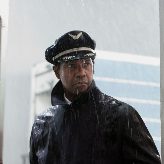 Denzel Washington in Flight.