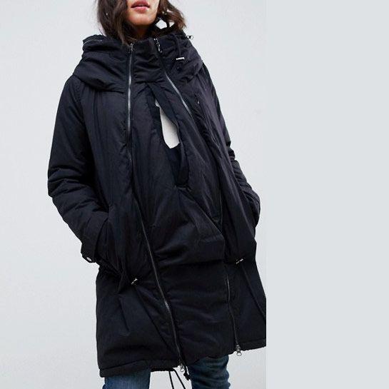 11 Best Maternity Winter Coats 2019 The Strategist New York Magazine