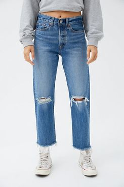 Levi's Wedgie High-Waisted Jean - Uncovered Truth