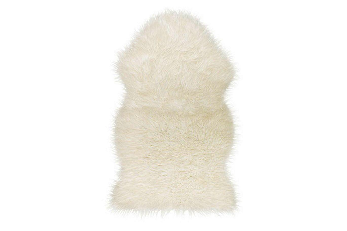 Ikea 302.290.77 Tejn Faux Sheepskin