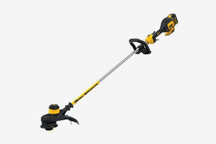 "DeWalt DCST920P1 20V Lithium-Ion XR Brushless 13"" String Trimmer"