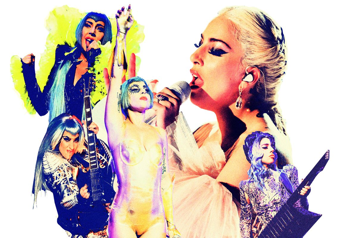Download Lady Gaga Dancers Mark Pictures