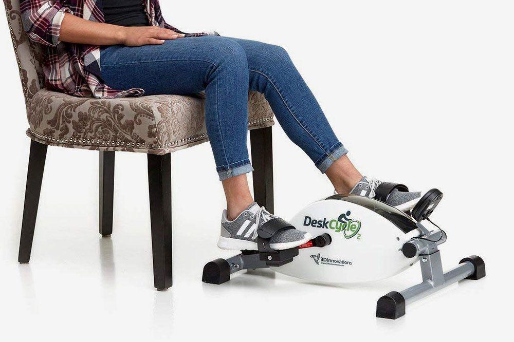 DeskCycle Under Desk Exercise Bike and Pedal Exerciser