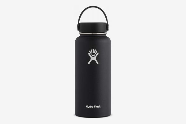 Hydro Flask Wide Mouth, 32 oz, Black