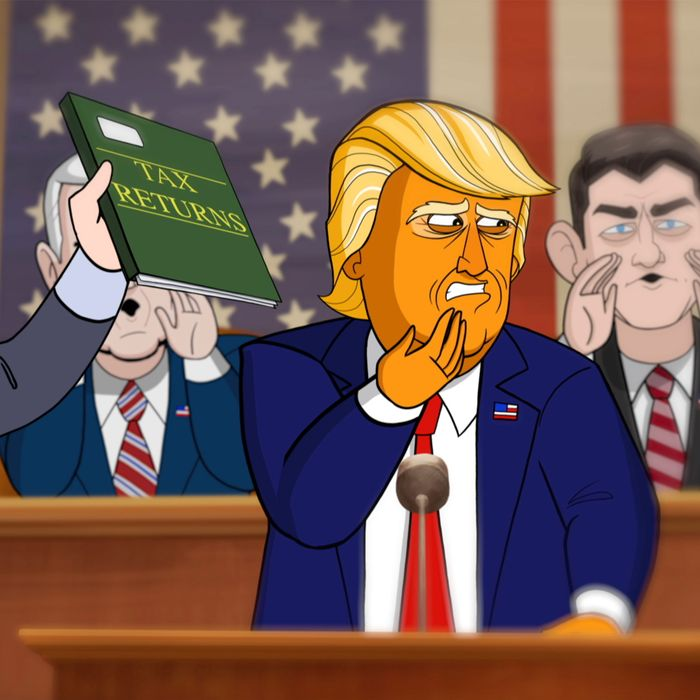 Our Cartoon President Showtime Review