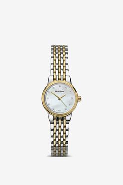 SEKONDA Womens Analogue Classic Quartz Watch with Stainless Steel Strap