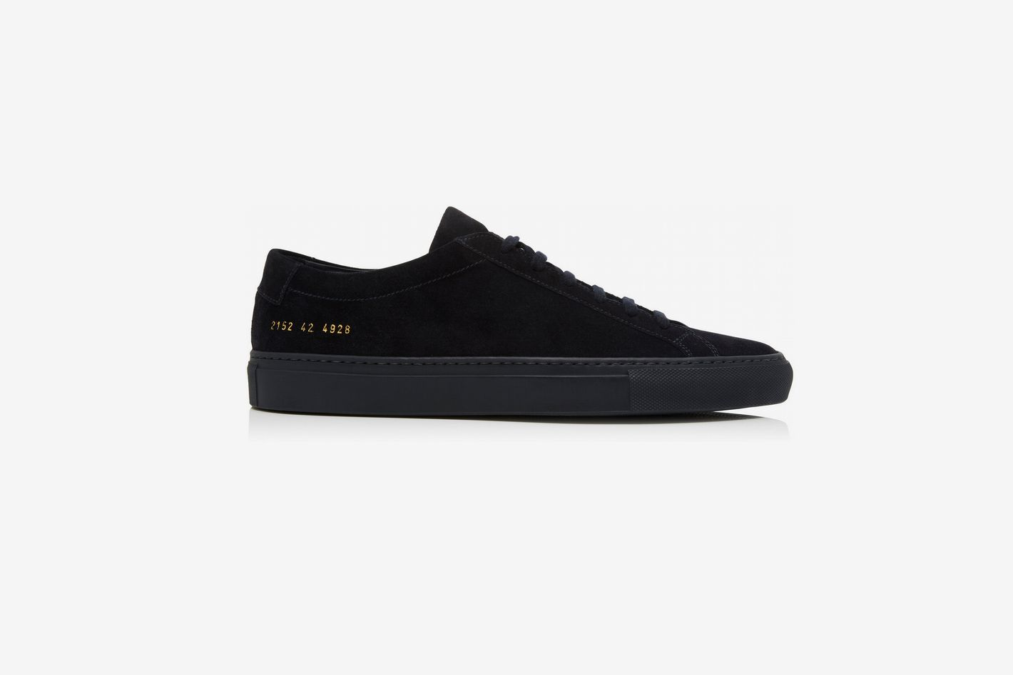 Common Projects Achilles Suede Low-Top Men's Sneakers