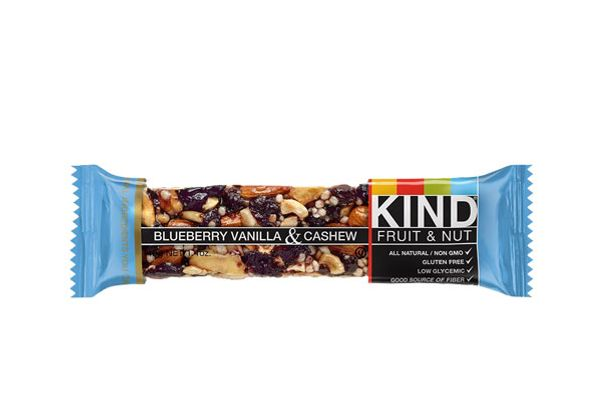 Kind Bars, Blueberry Vanilla & Cashew