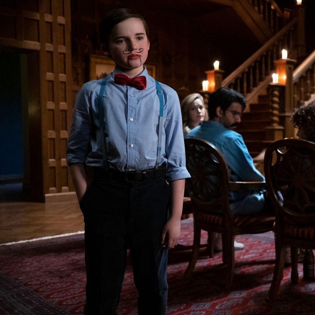 The Haunting Of Bly Manor Premiere Recap Episode 1