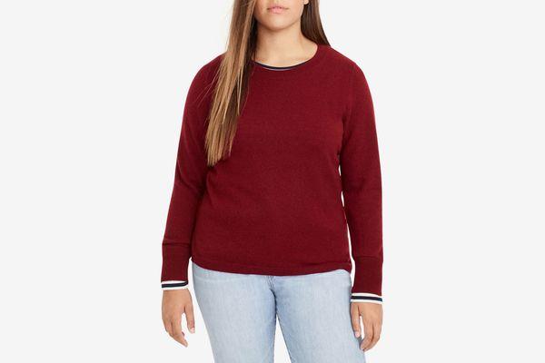 J. Crew Crewneck Cashmere Sweater