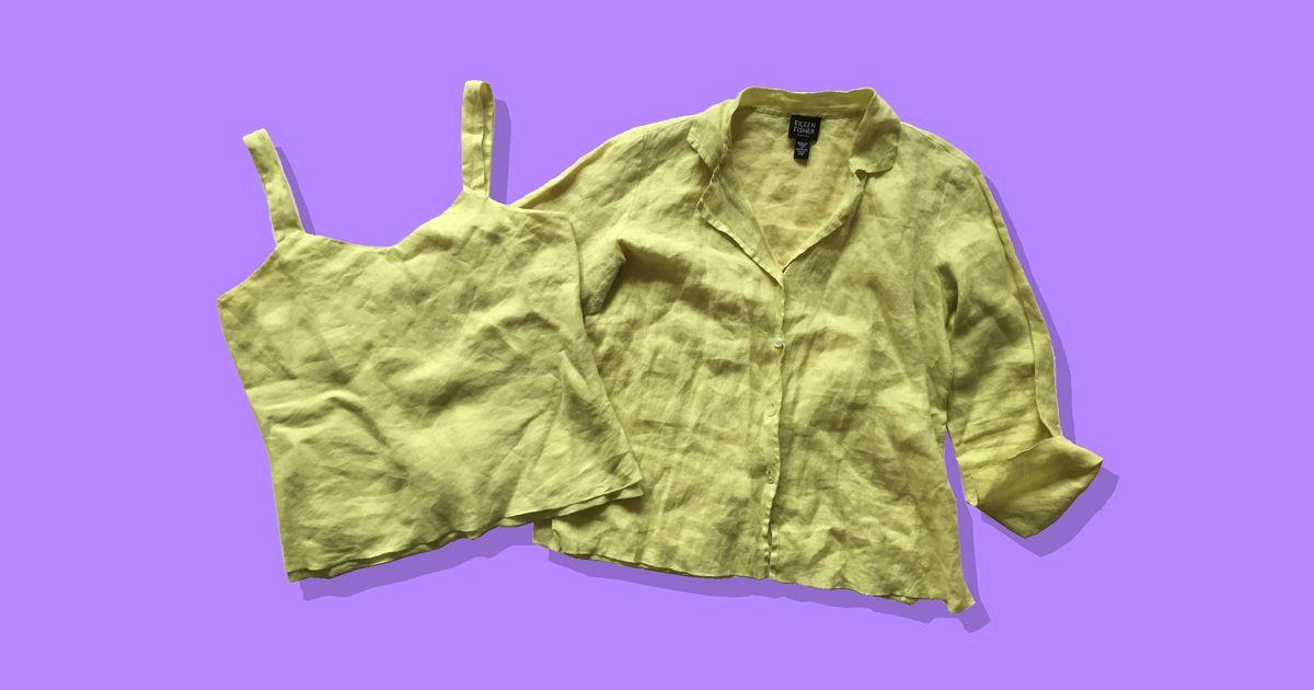 4e53227885d My Midsummer Shopping Secret  eBay Sells Incredible Secondhand Eileen Fisher