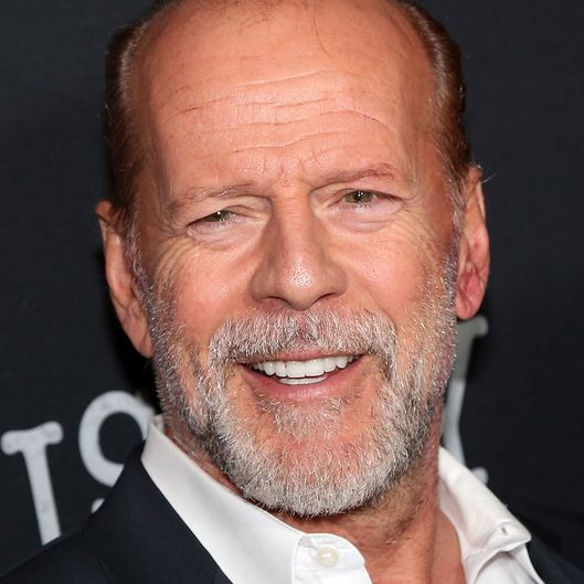 see you, Bruce Willis. Photo: Bruce Glikas/Getty Images