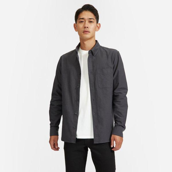 Everlane Standard Fit Japanese Oxford Shirt, Uniform