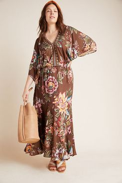 Farm Rio Valentina Maxi Dress