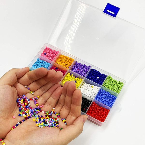 Glass Seed Beads for Bracelets