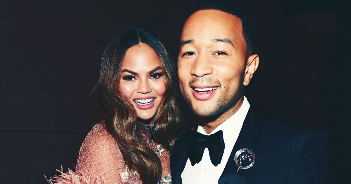 Chrissy Teigen and John Legend Are Having Another Baby?