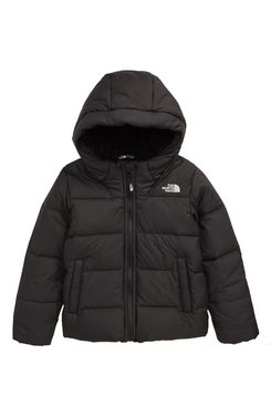 The North Face Toddler Boys Moondoggy Water-Repellent Down Hooded Jacket