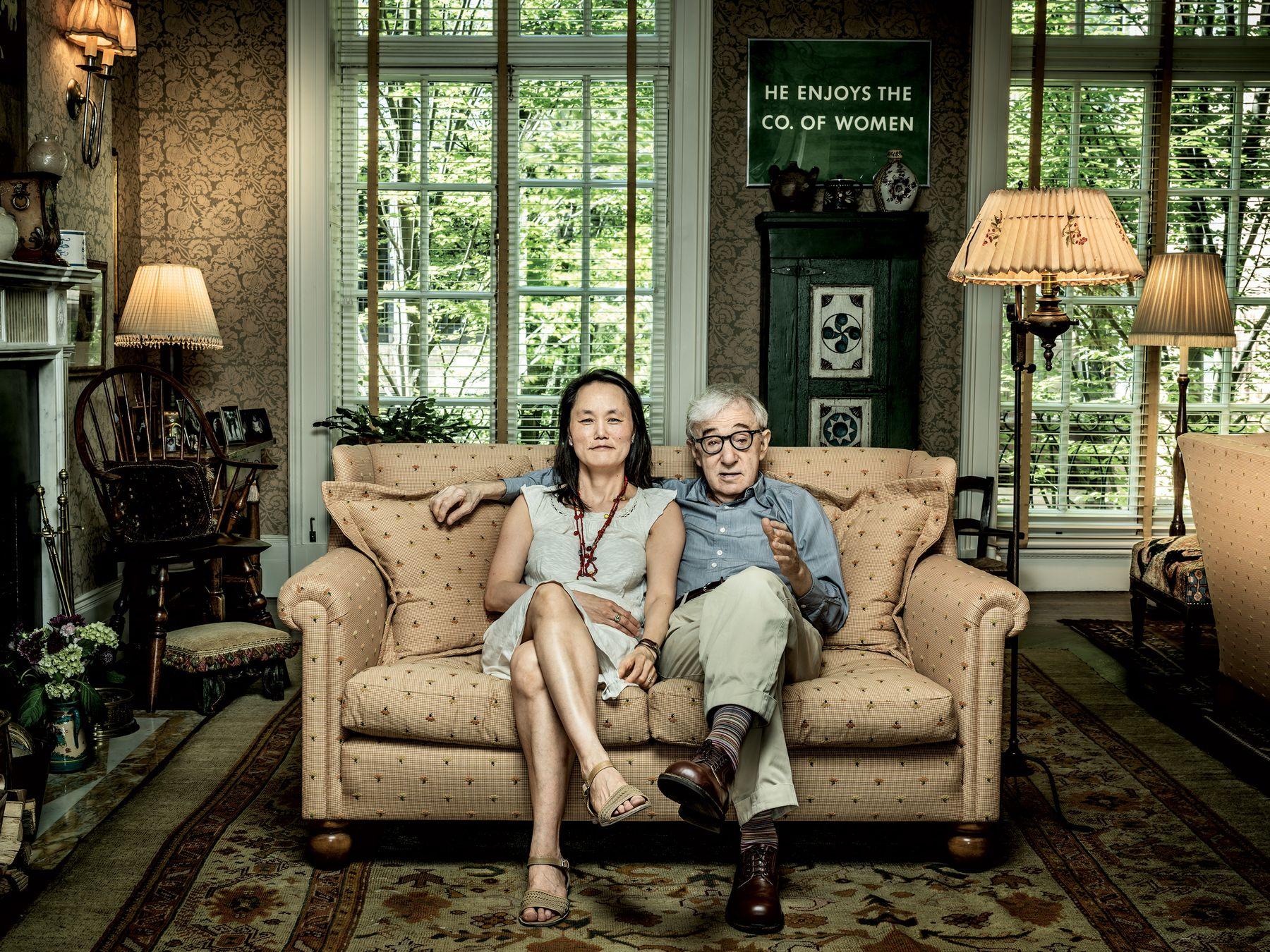 e3de20d9c16 Soon-Yi Previn on Mia Farrow and Woody Allen