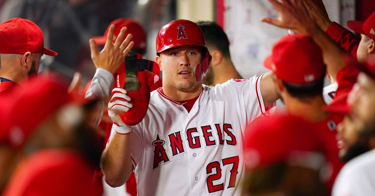 Mike Trout, Virtual Unknown, Has a Record-Breaking Contract