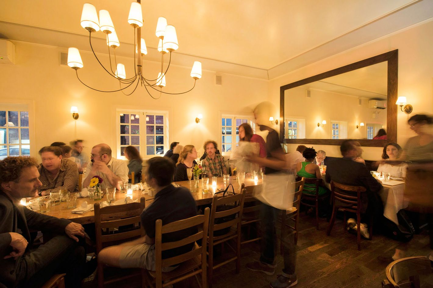 The Absolute Best Restaurant In Carroll Gardens